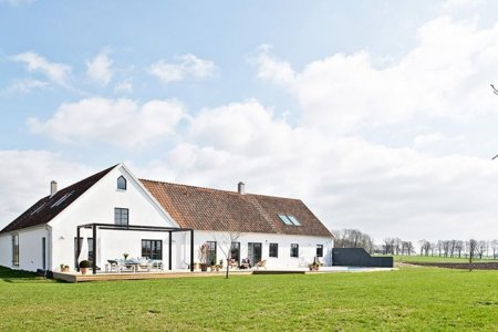 This Affordable Swedish Barn Conversion Is the Ultimate Retirement Home
