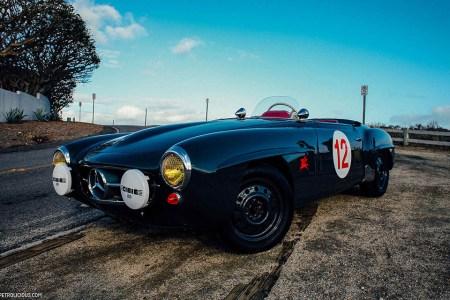 Man Finds Dusty Mercedes, Glorious Restoration Ensues