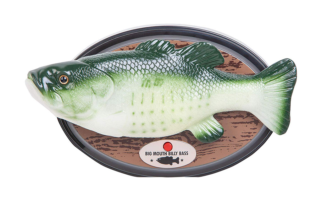 Big Mouth Billy Bass Alexa Enabled