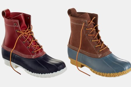 When Small-Batch L.L. Bean Boots Go on Sale, Buy Them for the Whole Family