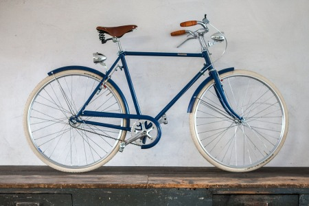 Bike Is 108 Years in the Making, Prettier Than Your Prom Date