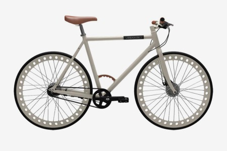 This Commuter Bike Comes With Effortless Looks, Airless Tires