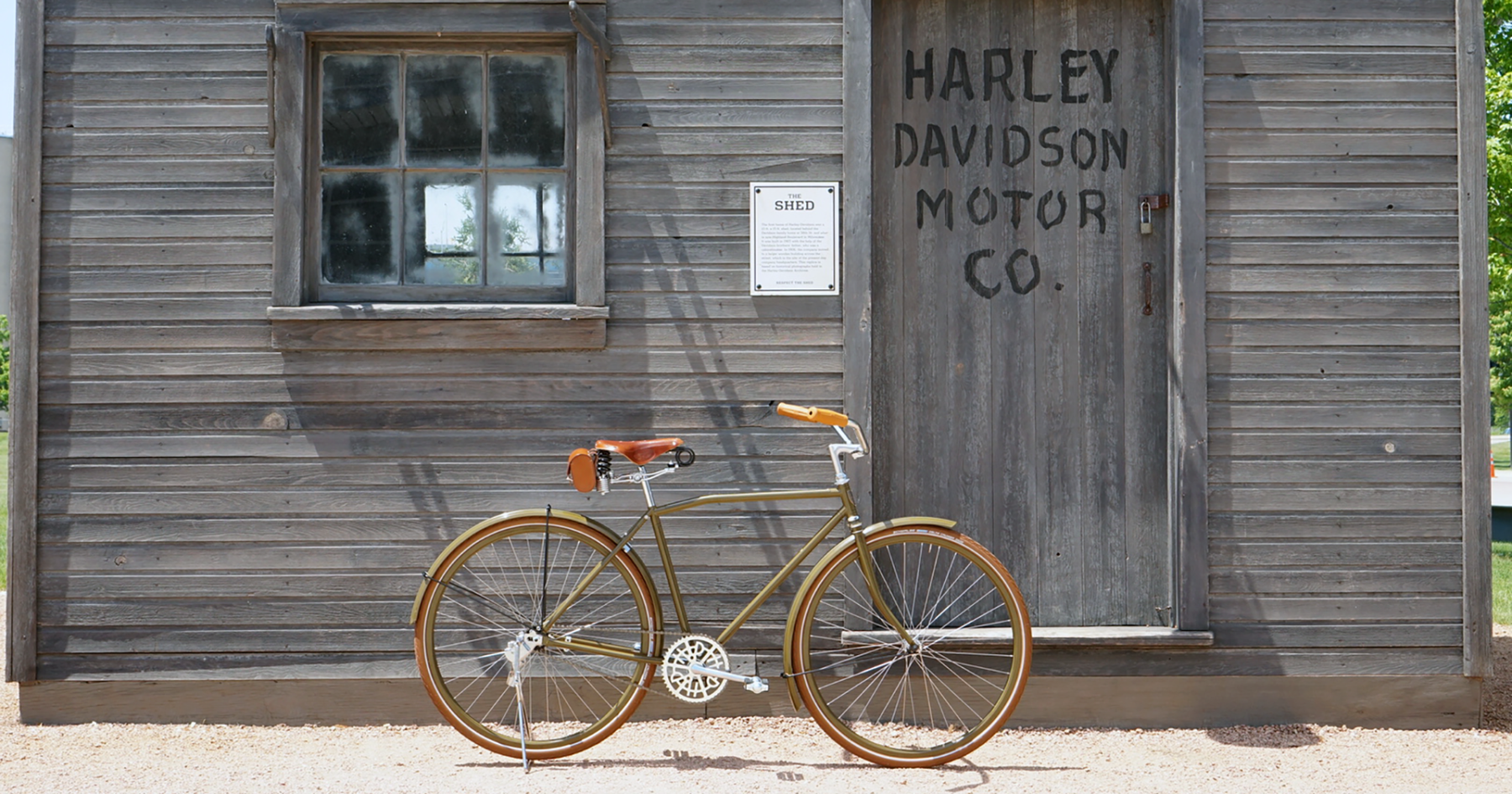 Harley-Davidson's 100-Year-Old Bicycle Is Getting a Revival