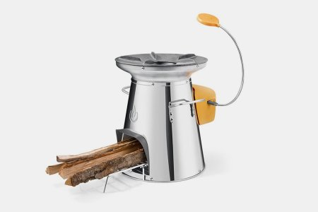 The BioLite Stove That Started It All Is Finally Getting a U.S. Release