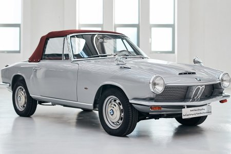 After 51 Years, the Only Surviving BMW 1600 GT Convertible Has Been Restored