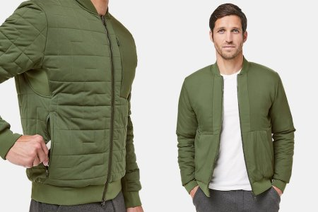 If This Bomber Is 50% Off and Reversible, Is That Twice the Savings?
