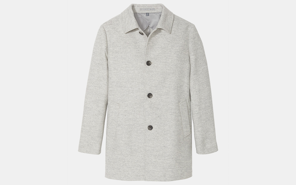 Bonobos Italian Wool Car Coat