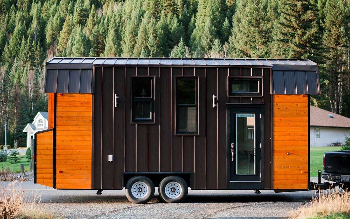This Tiny Home Could Survive a Century-Long Winter Beyond The Wall