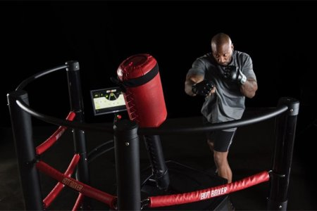 Good Luck Getting a Hand on the World's First AI Punching Bag