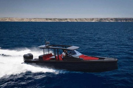 The Boat That Picks You Up After You Rob a Casino, Probably