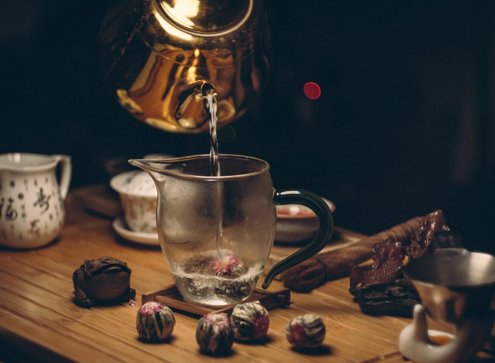 hot tea cancer