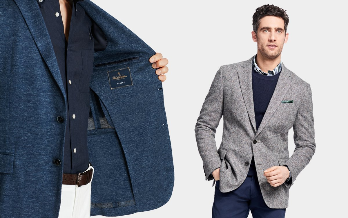 All Five of These Brooks Brothers Sport Coats Are $300 Off (or More)