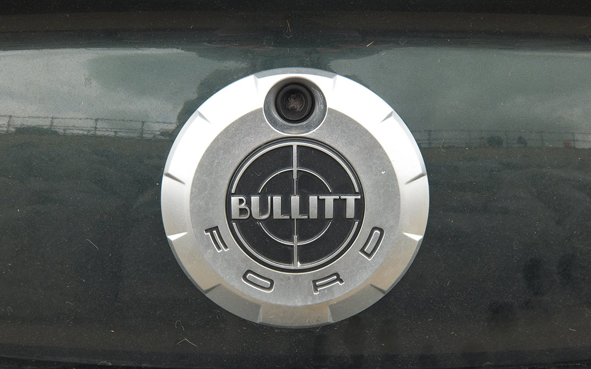 Is Ford About to Unveil a 50th-Anniversary Mustang 'Bullitt'?
