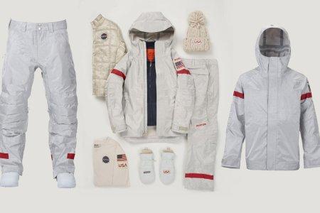 Finally, a Uniform Worthy of the US Snowboard Team