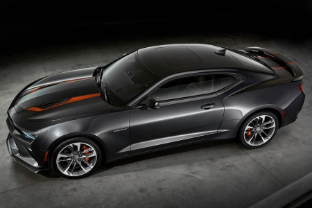 Camaro Celebrates 50 Years with a Delicious New Mustang Killer