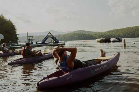 Your Next Adventure? Summer Camp. Adult Summer Camp.