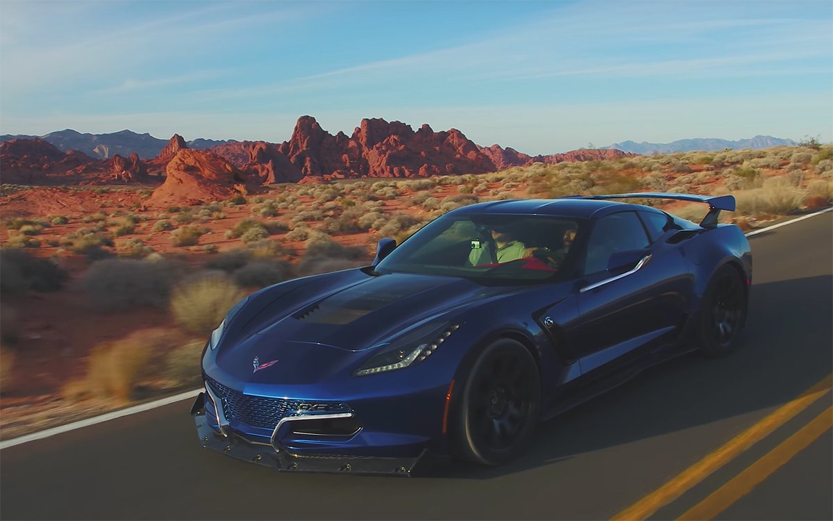 800-HP Corvette Claims It's the Fastest Street-Legal Electric Ever