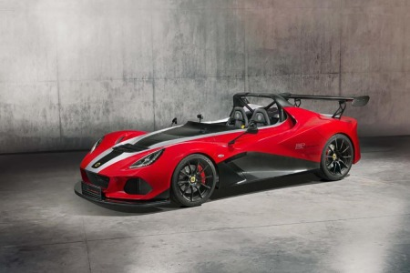 Lotus Sends Off the 3-Eleven With a Downright Bonkers Special Edition