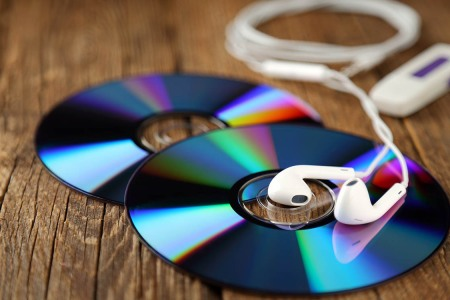 Upload Your Entire CD Collection to Spotify. Win Nostalgia.