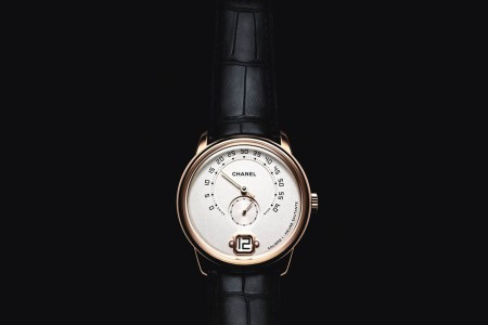 Better Late Than Never: Chanel Unveils First Men's Watch