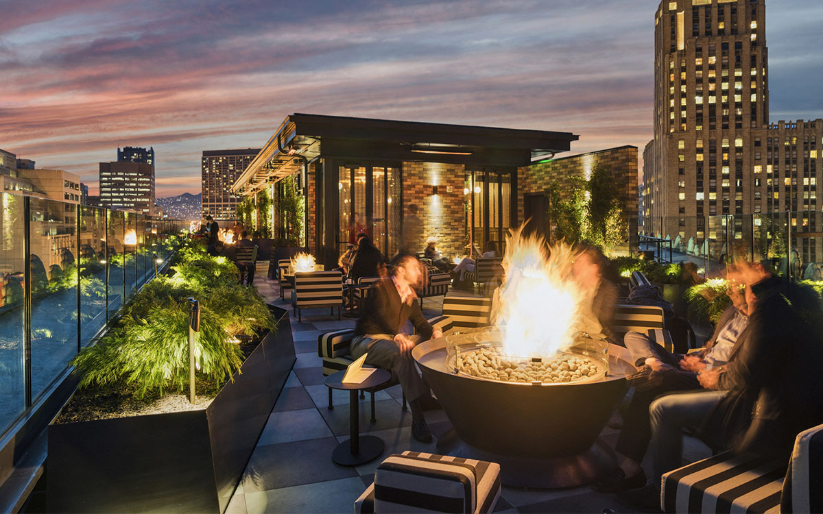 The 5 Best New Hotel Bars in SF