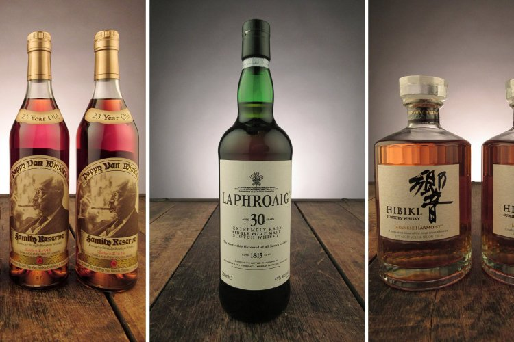 What to Expect at the Largest Spirits-Only Auction in US History