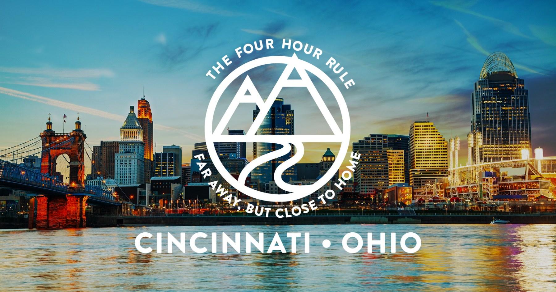 The 4hr. Rule: Cincinnati, Ohio