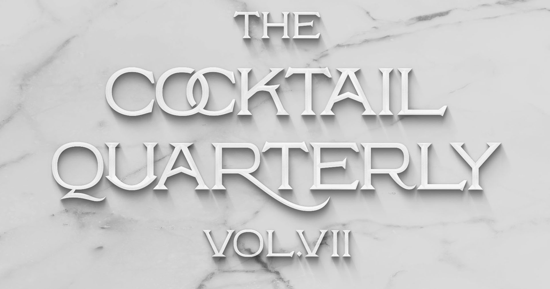 The Cocktail Quarterly
