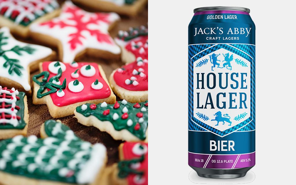 Best Beer Pairing Sugar Cookies