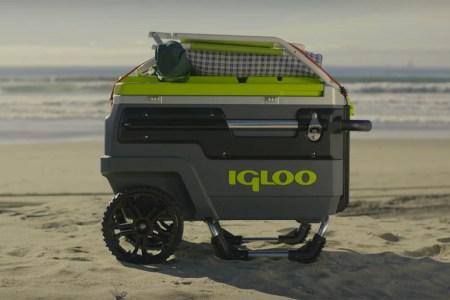 Marine-Grade, All-Terrain Cooler Is Basically a Jeep Sans Engine