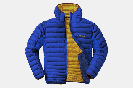 This Super Packable Down Jacket Is Ideal for Travel, Currently $100 Off