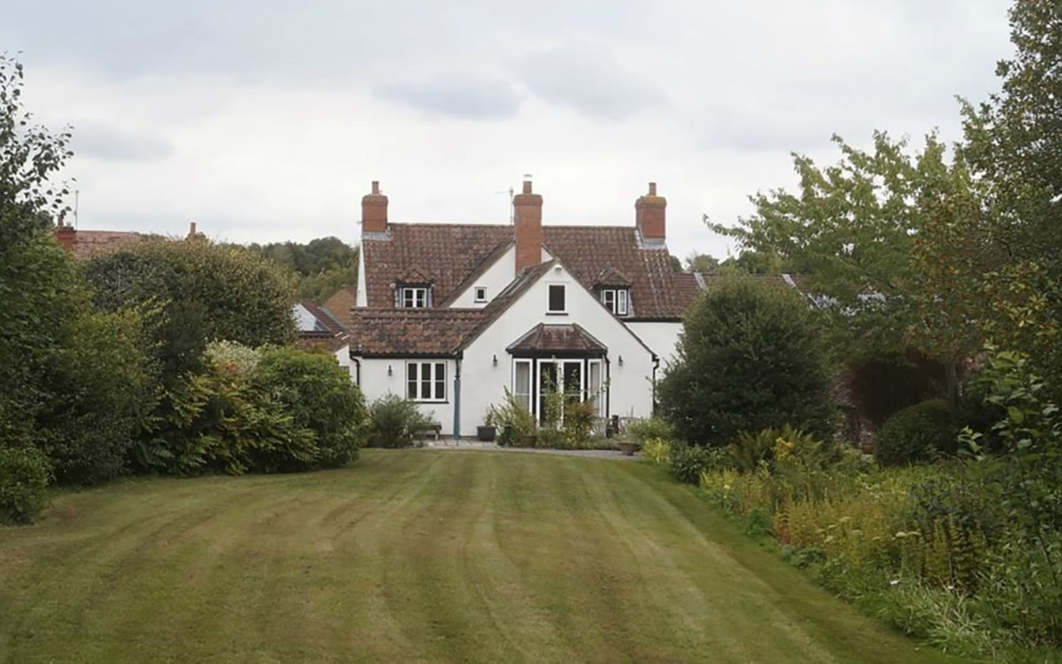 This $1.4M English Cottage Can Be Yours for $14