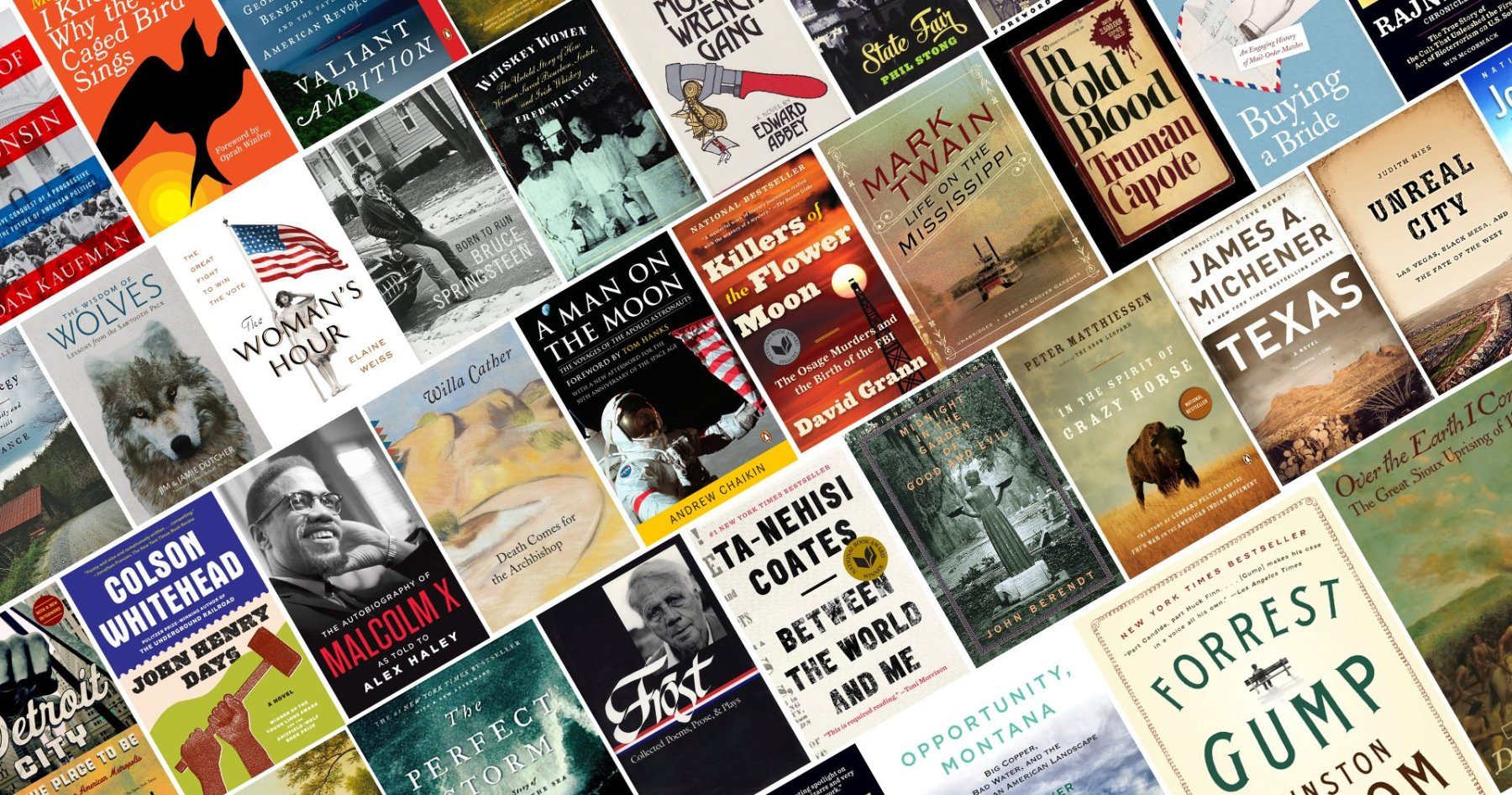 The 50 Essential (and Enjoyable!) Books on American History