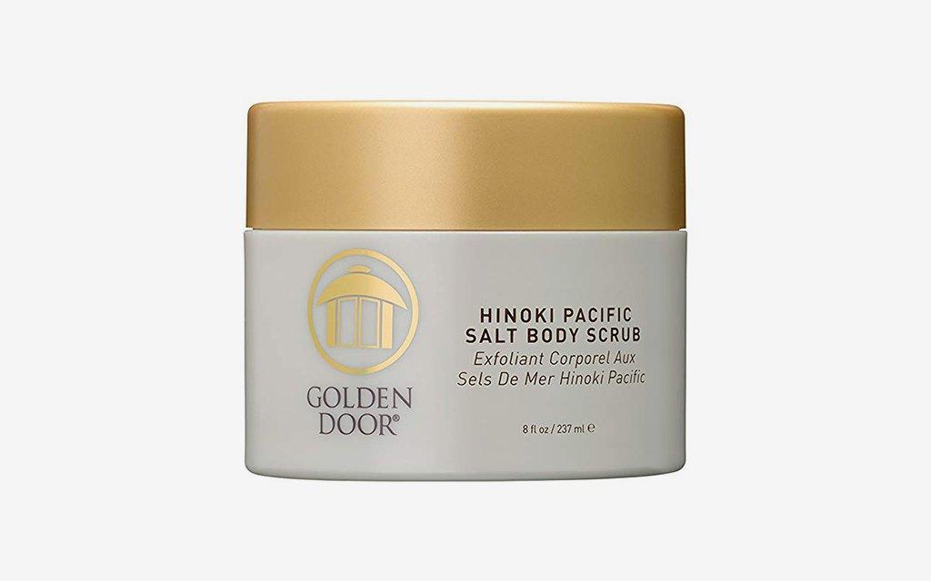 Golden Door Hinoki Pacific Salt Scrub