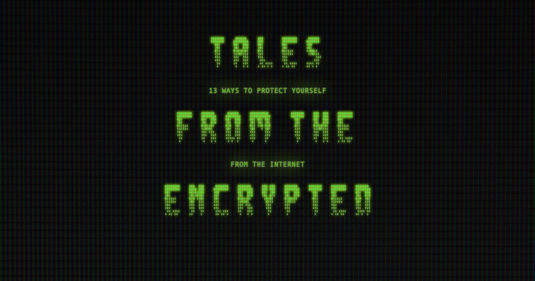 Tales from the Encrypted