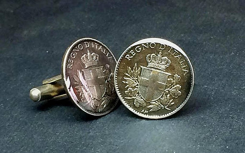 Rare Coin Cufflinks
