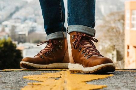 Danner x Huckberry Boot