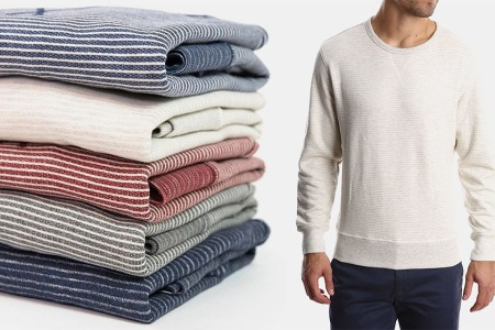 Pick Up Three Comfy Crewneck Sweatshirts for the Price of One