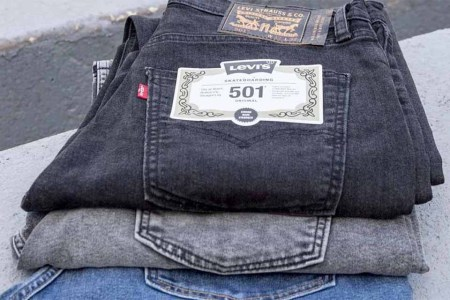 Levi's for $20. Yes, You Read That Right.