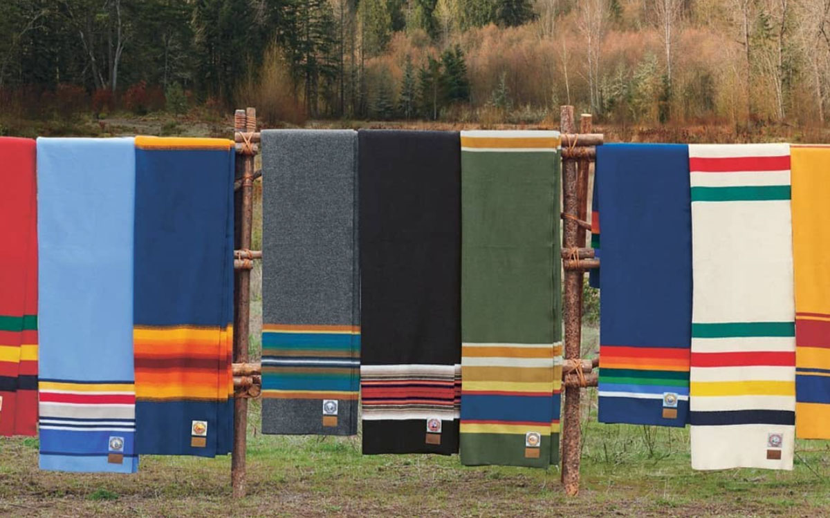 Good Luck Finding a Better Price on Pendleton's National Park Blankets