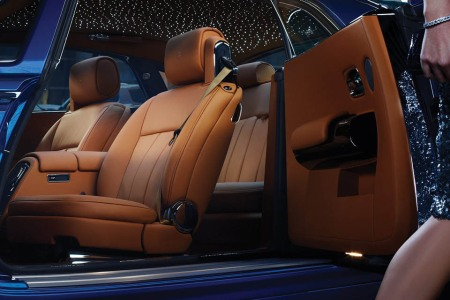 The 5 Most Decadent Car Interiors on Earth