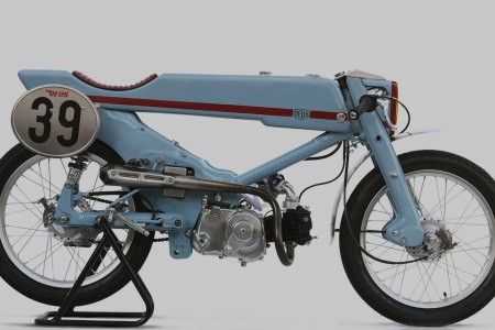 The Most Popular Bike of All Time Gets a Facelift