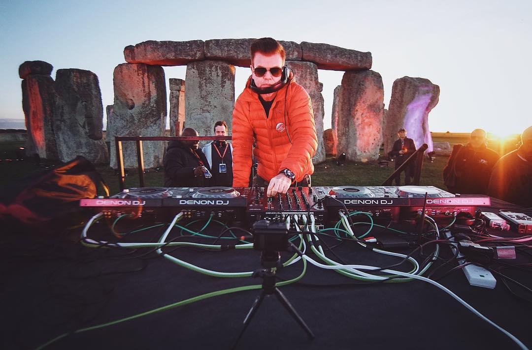 concert stonehenge