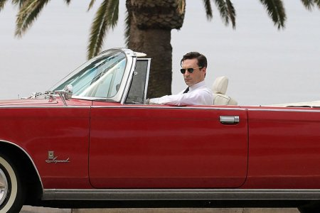The 'Mad Men' Auction Is a Great Place to Buy Office Decor, Don's Chrysler