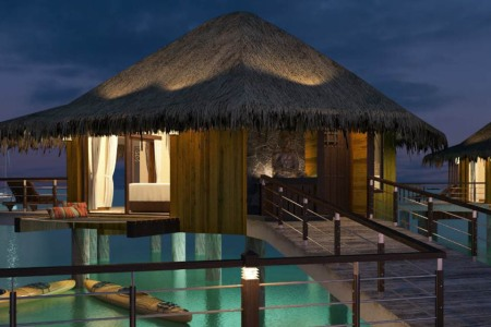Mexican Overwater Bungalows Are a Thing You Should Try