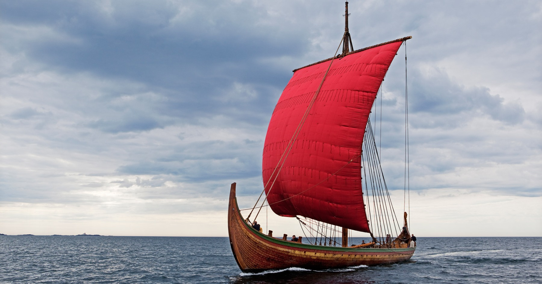 The World's Largest Viking Ship Is Coming