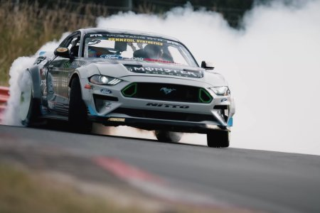Watch a Complete Madman Drift the Entire Length of the Nürburgring Track