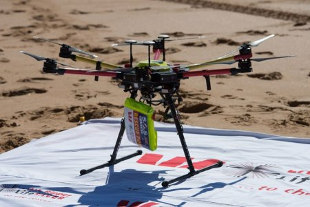 A Lifeguard Drone Just Saved Two Lives in Australia