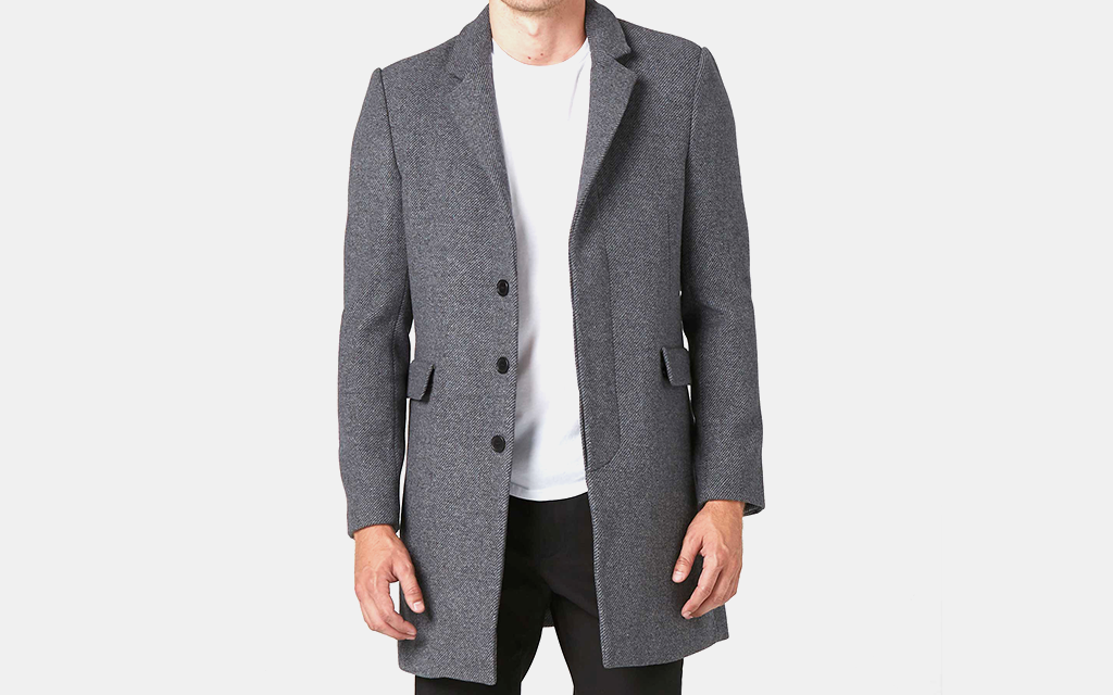 DSTLD Long Coat