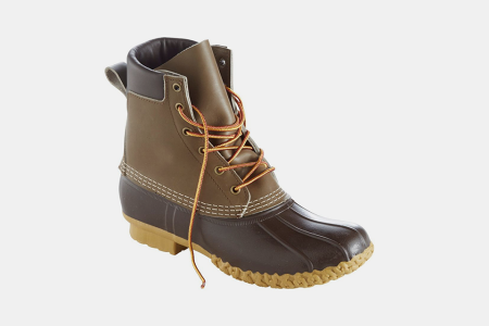 Get L.L. Bean's Iconic Duck Boot for Less Than $100
